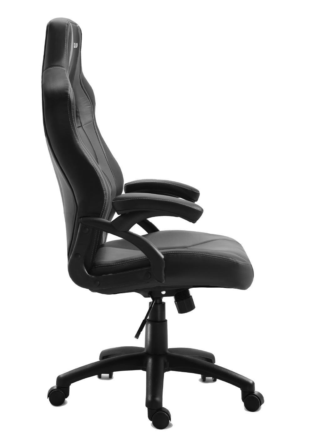 Правая сторона игрового кресла Huzaro Force 4.2 Grey