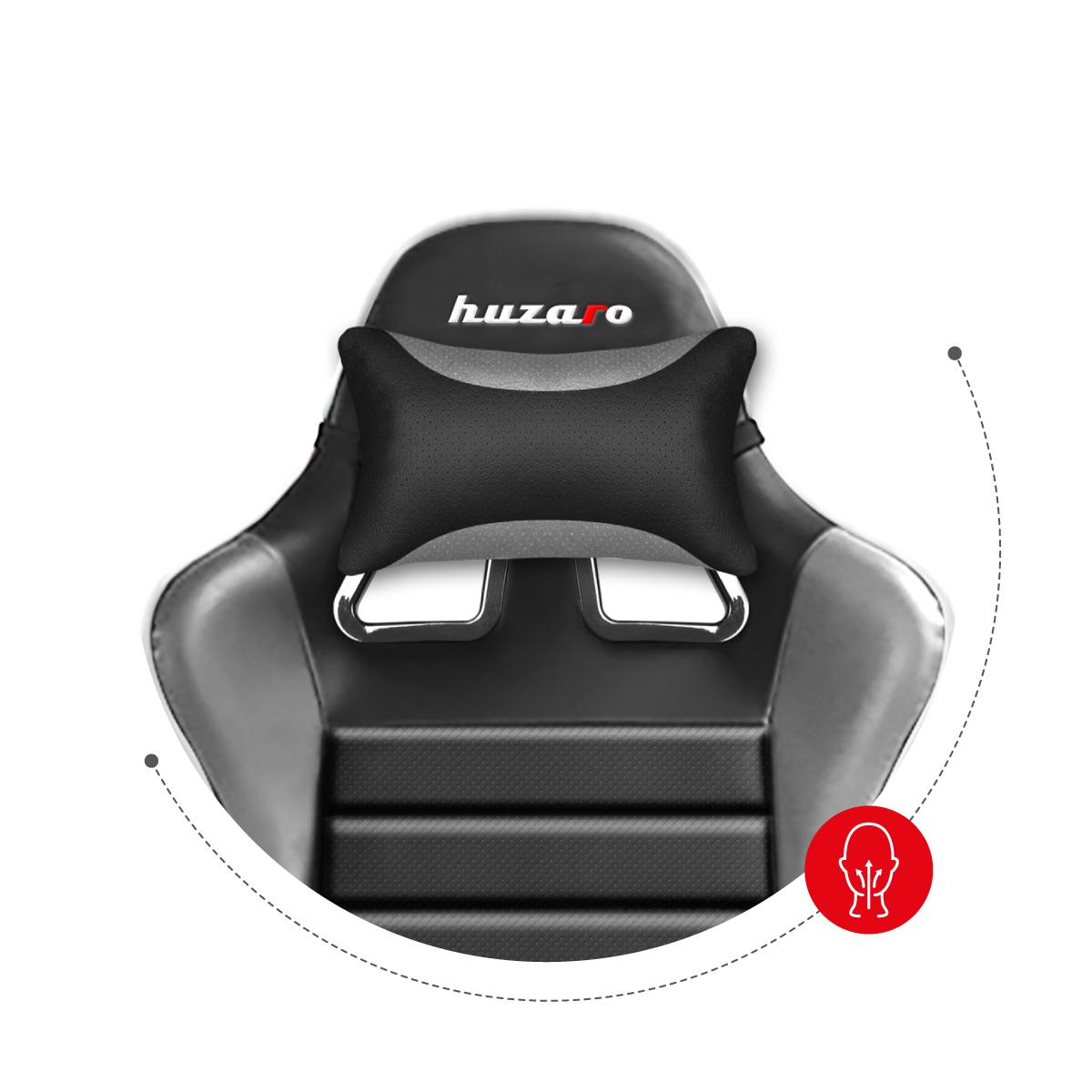 Подушка для шиї ігрового крісла Huzaro Force
