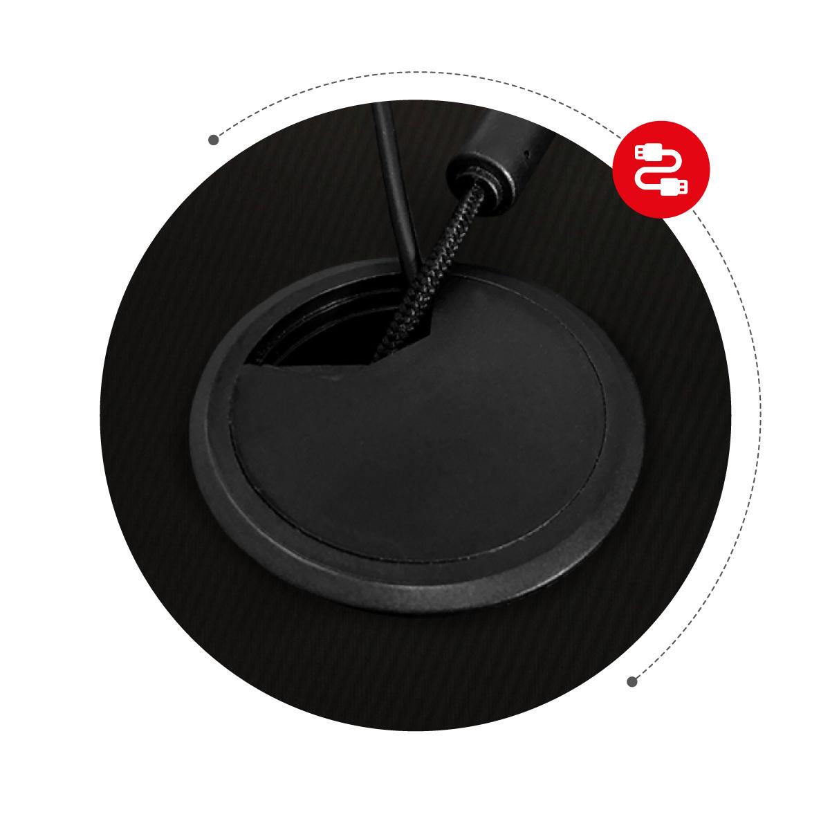 Huzaro Force 3.0 fekete játékfotel