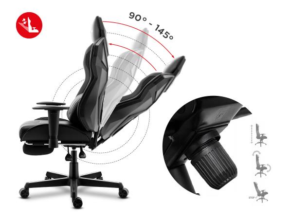 funkcie hernej stoličky