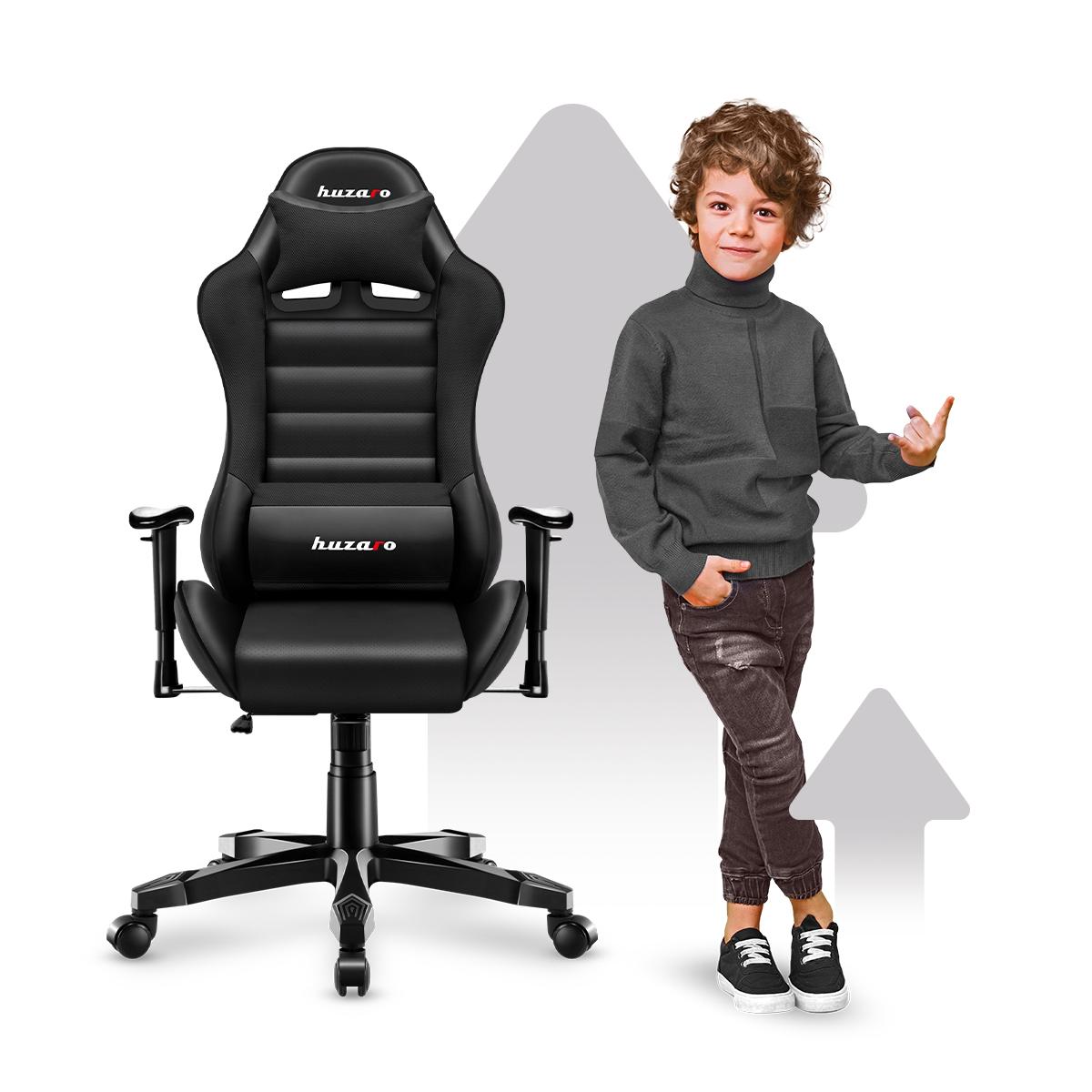 Front fotela Ranger 6.0 Black z dzieckiem