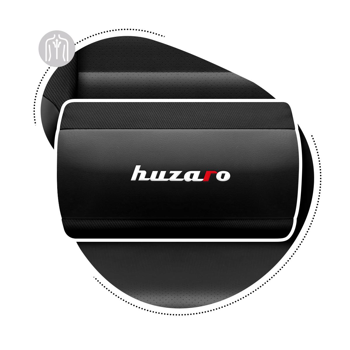 Poduszka lędźwiowa do fotela Huzaro Ranger 6.0 Black