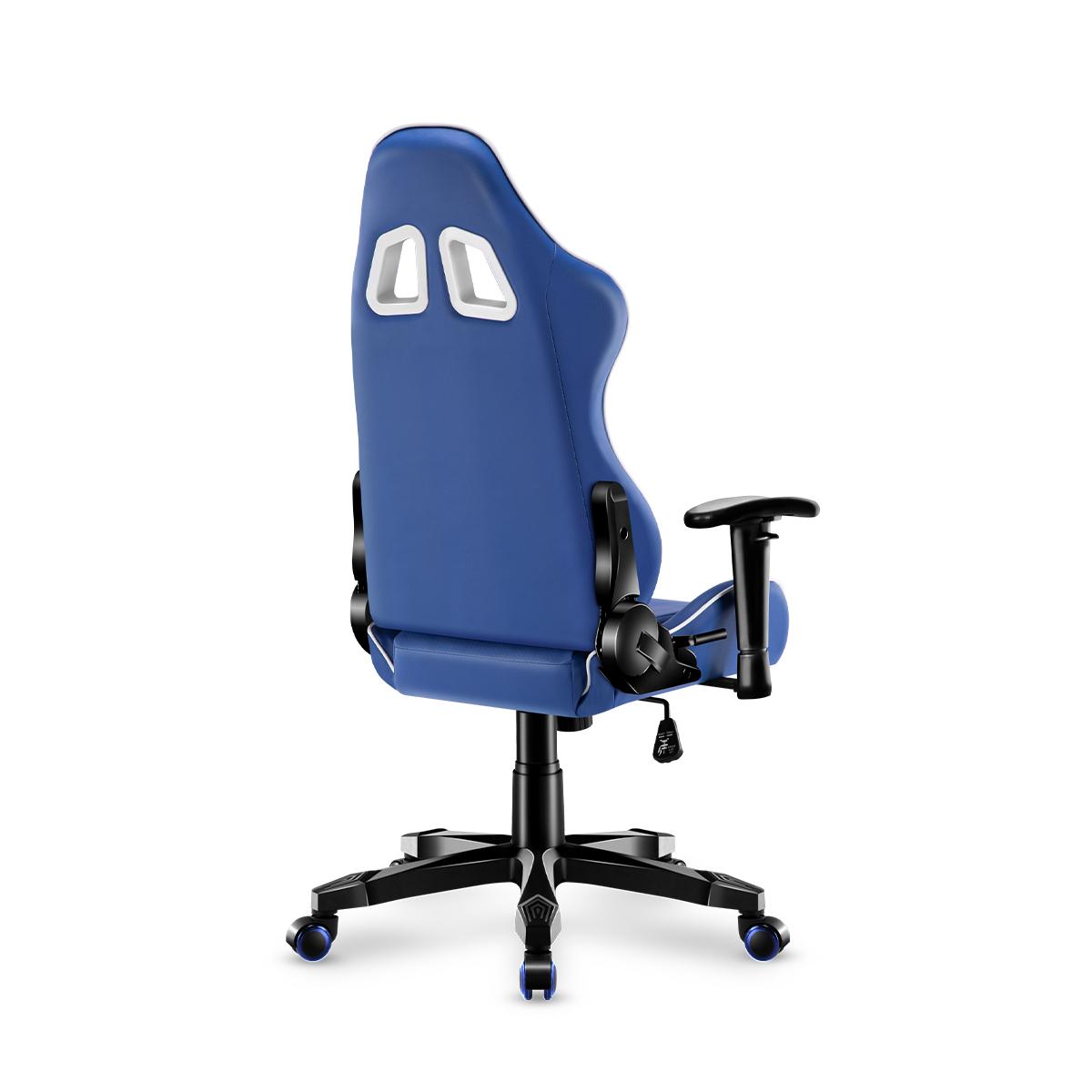 Tył fotela dziecięcego Ranger 6.0 Blue